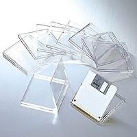 Floppy plastic case ten pieces (PK-10)