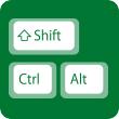 It is full of usable shortcut keys
