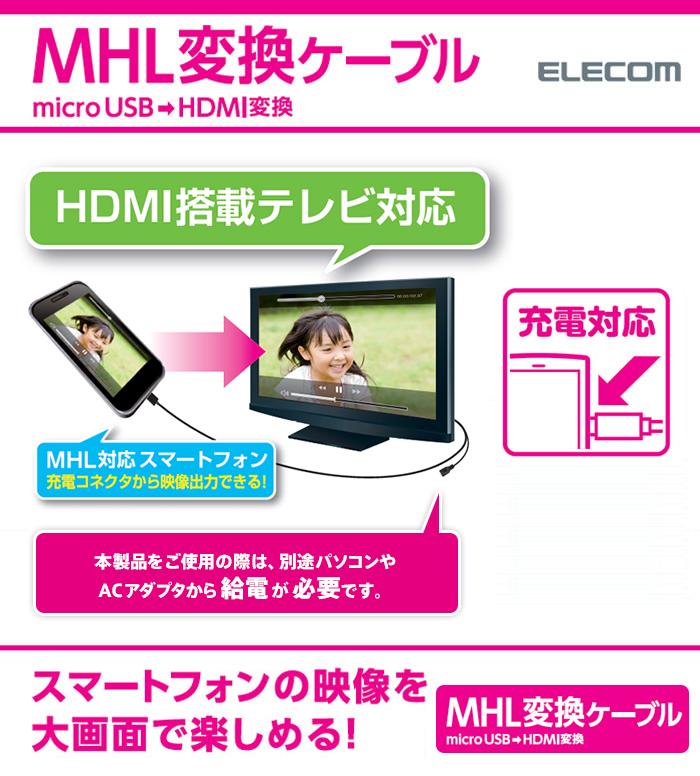 Kết nối TV được trang bị các thiết bị đầu cuối HDMI trong khi sạc điện thoại thông minh, thưởng thức video trên màn hình lớn!