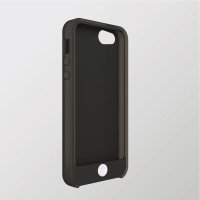 Colorful Silicone case (clear) for PS-A12SC2 series iPhone 5