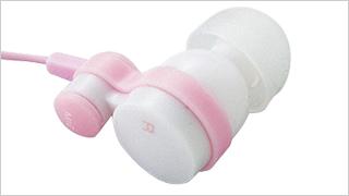 Earplugs type fitting ear