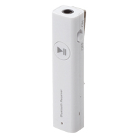 Microphone deployment Bluetooth (R) receiver (LBT-PAR02MPWH)