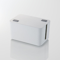 ケーブルボックス(4個口)(EKC-BOX002WH)