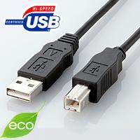 環境対応USB2.0ケーブル  (USB2-ECO05)
