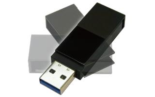 USB3.1(Gen1)/USB3.0-adaptive USB memory