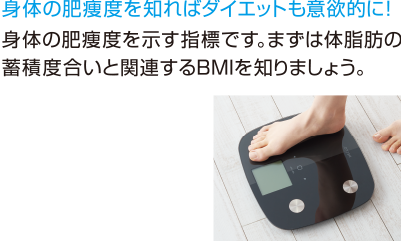 If know physical manure lean person degree; as for the diet eagerly! It is index indicating physical manure lean person degree. At first let's know BMI in conjunction with the accumulation degree of body fat.