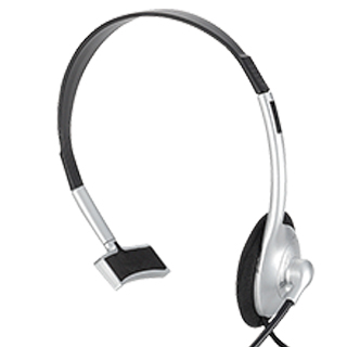 Headset which is hard to be worn-out