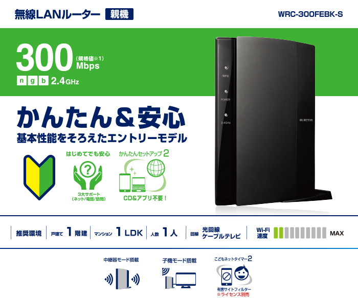 Both new generation super-high-speed wireless 4KTV and net digital contents provide video are considerably comfortable!