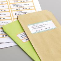 宛名・表示ラベル(マルチプリント用紙)  (EDT-TM12R)