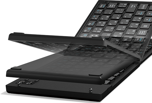 The wireless tablet stands where carrying around is convenient for
