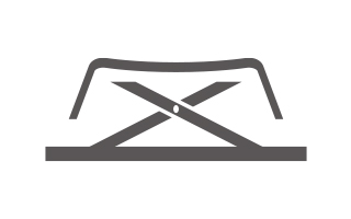 We adopt pantograph method