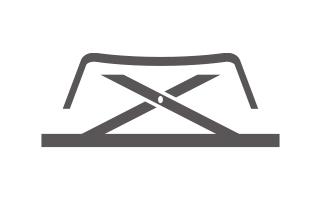 Key type of pantograph method
