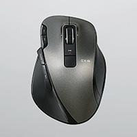 EX-G Ultimate Laserマウス(M-XG3DLBK)