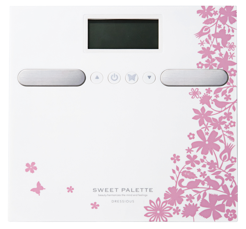 SWEET PALETTE DRESSIOUS BS-F200WH