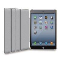 iPad mini用ソフトレザーカバー4段階(ブラック)(TB-A12SPLF2BK)