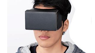 With headband nose pad